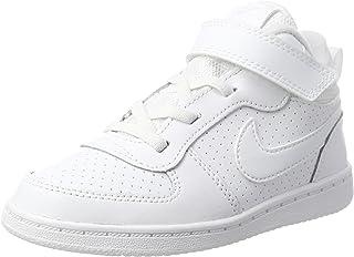 newest 3a322 cbf35 Nike Boys Court Borough Mid (Td) Gymnastics Shoes