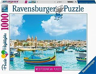 Ravensburger Medierranean Malta 1000Puzzle