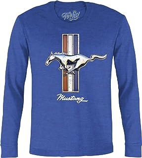 Tee Luv Ford Mustang T-Shirt - Long Sleeve Ford Mustang Shirt