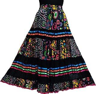 COTTON BREEZE Women's Cotton Skirt