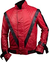 F&H Men's Michael Jackson Thriller Jacket