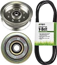 8TEN Deck Idler Belt Kit Combo for John Deere 102 105 115 125 LA100 LA105 LA110 GX20072 GY22082