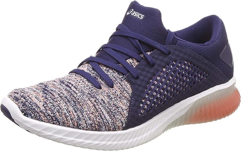 ASICS Gel-Kenun Knit Femmes Running Trainers T882N baskets Chaussures