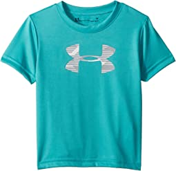 Under Armour Kids Edge Camo Big Logo Short Sleeve (Little Kids/Big Kids)