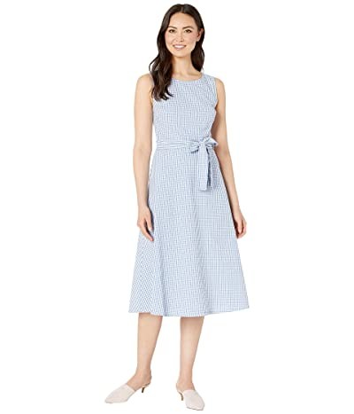 Joules Fiona (Blue Gingham) Women