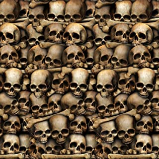 Beistle Catacombs Backdrop, 4-Feet by 30-Feet