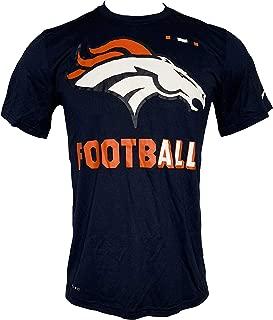 Nike Men's T-Shirts Denver Broncos NFL Legend Onfield T-Shirt