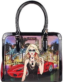 Miami Nights Breifcase Bag