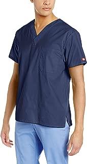 Men's Signature V-Neck Scrubs Shirt