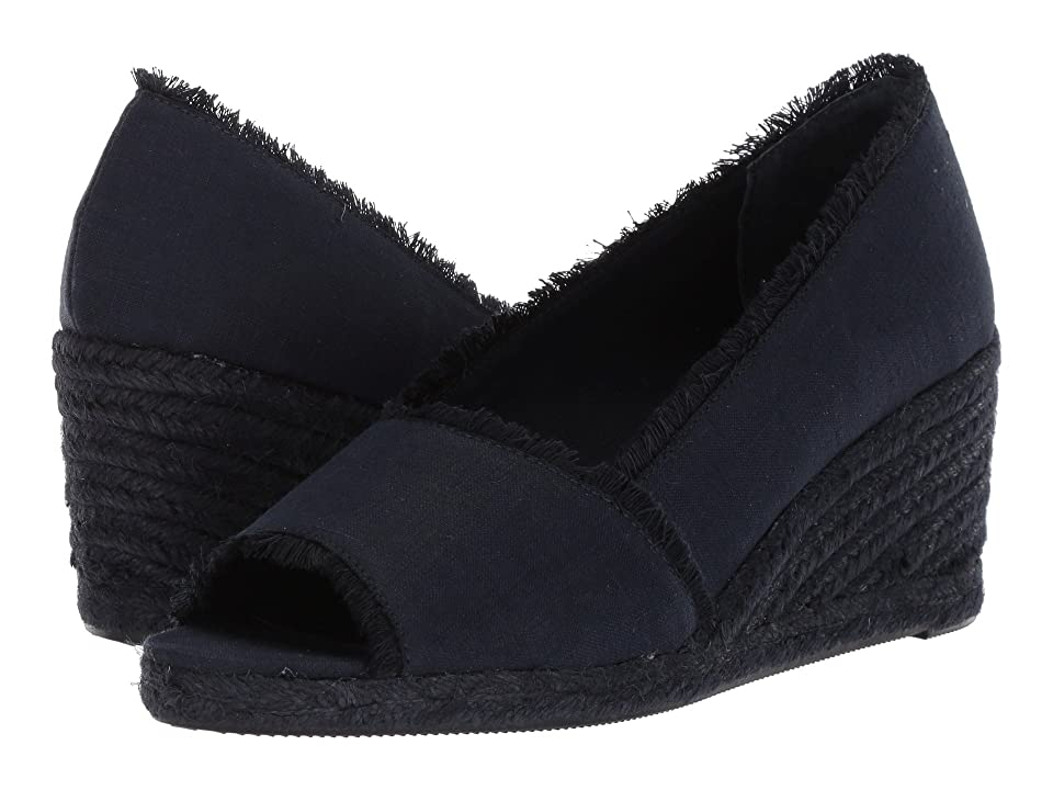 LAUREN Ralph Lauren Carmondy (Dark Midnight Linen) Women