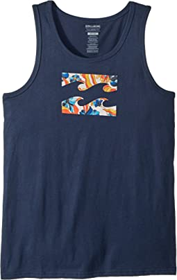 Team Wave Tank Top (Big Kids)