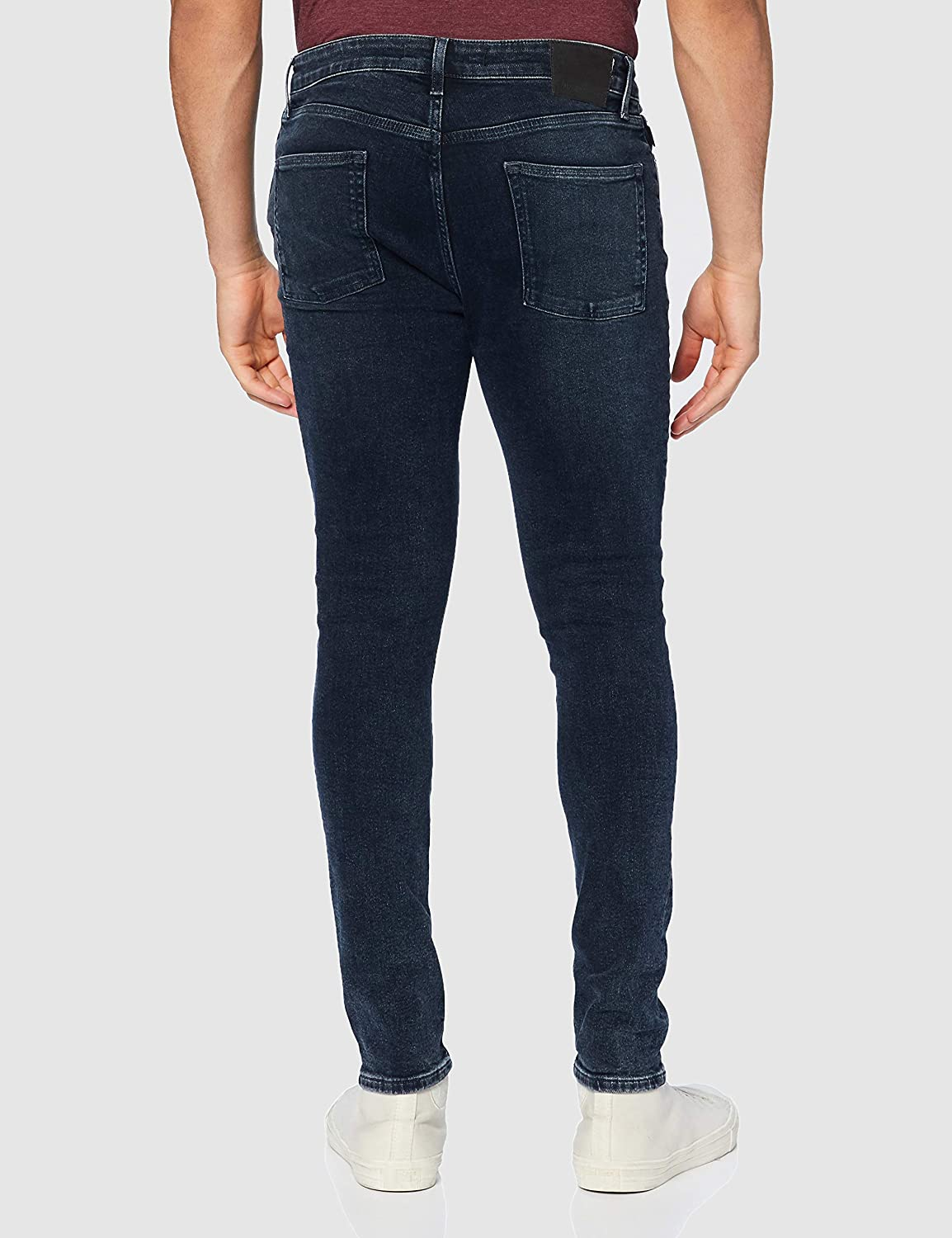 Superdry Skinny Jeans Homme Broadway Cold Overdyed