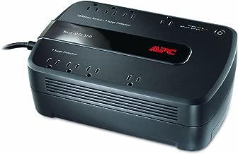 APC Back-UPS 550VA UPS Battery Backup & Surge Protector (BE550G) (Renewed)