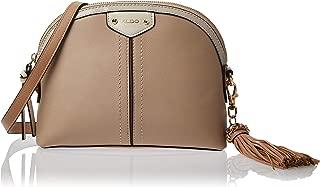 Aldo Crossbody Bag for Women, Polyester, Beige - SANGIANO28