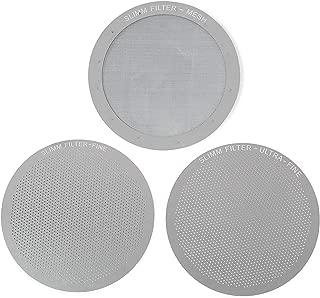 Best stainless steel filter aeropress Reviews