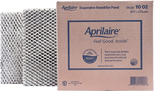 Aprilaire 10 Replacement Water Panel for Aprilaire Whole House Humidifier Models 110, 220, 500, 500A, 500M, 550, 558 ...