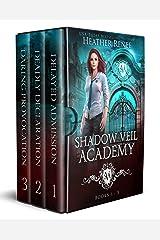 Shadow Veil Academy - Omnibus Edition: Books 1-3 Kindle Edition