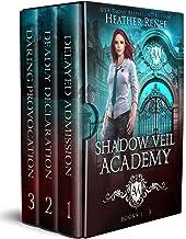 Shadow Veil Academy - Omnibus Edition: Books 1-3