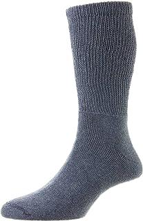 HJ Hall Cotton Diabetic Socks - Denim