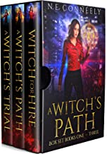 A Witch's Path Box Set Books 1 - 3: Witch for Hire, A Witch's Path, A Witch's Trial
