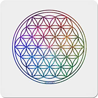 Best flower of life stickers for sale Reviews