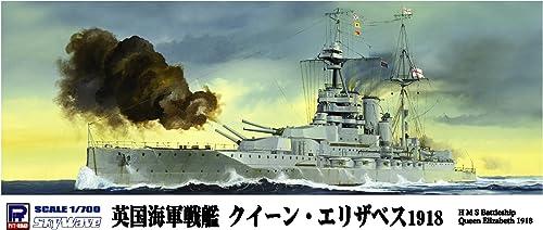 precios bajos todos los dias 1 700 700 700 Royal Navy battleship Queen Elizabeth 1918 (W145) (japan import)  almacén al por mayor