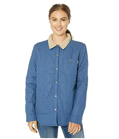 Burton Grace Insulated L/S Shirt (Light Denim) Women