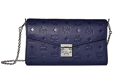 MCM Millie Monogrammed Medium Crossbody