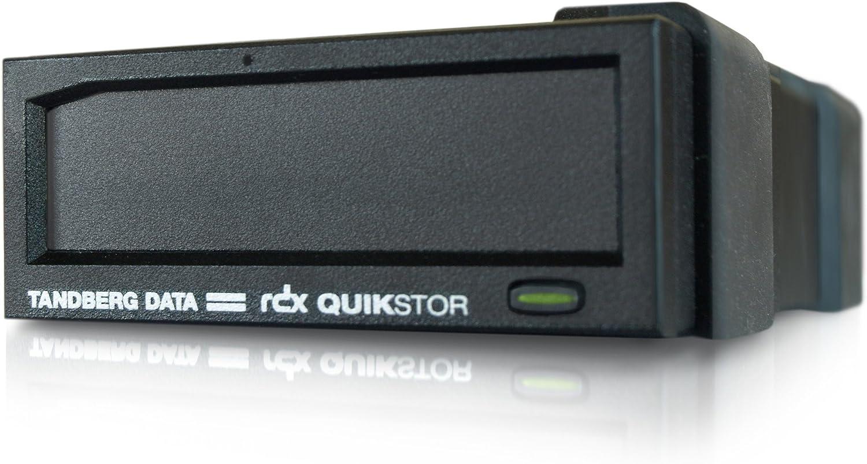 Tandberg Data RDX QuikStor Drive Dock External Black Philadelphia Mall - 8782-RDX Al sold out.