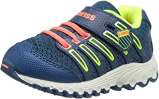K-Swiss 23111 Tubes Run 100 Strap Mesh Running Shoe (Infant/Toddler)