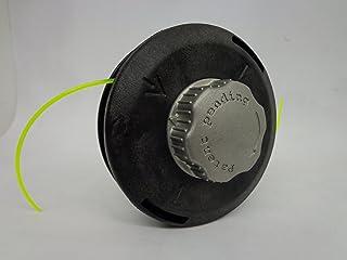 Ratio Parts Easy Load ø130mm Professionale, 5m, 3,0mm, Adattatore per Filo Testa, Nero
