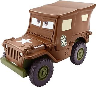 Disney/Pixar Cars, Color Changers, Sarge [Brown to Green] Vehicle