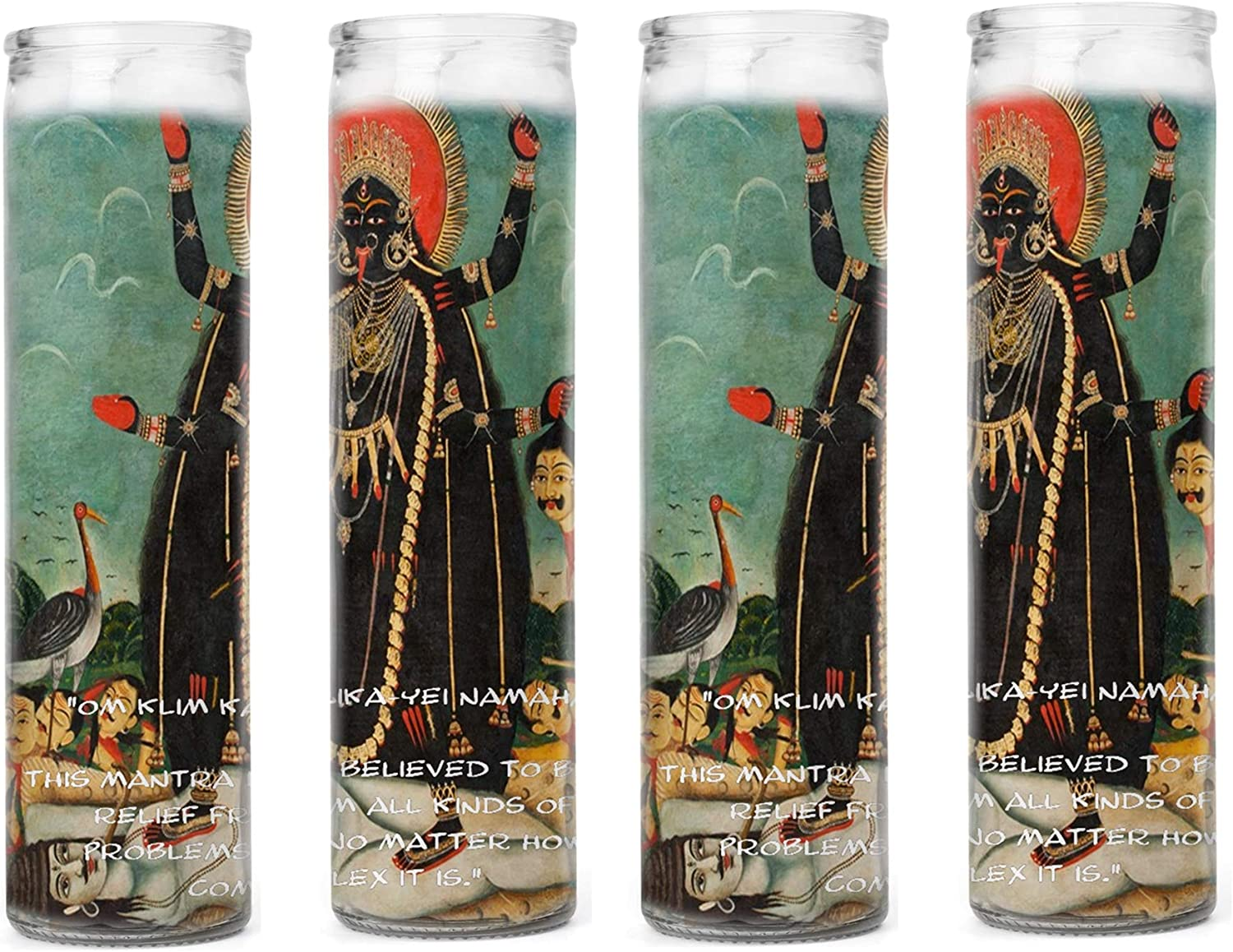 Kali Kaushika Max 68% OFF The Sheath Black Goddess Time OFFer Deat and of Doomsday