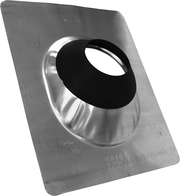Oatey G11871 Roof Max 45% OFF Flashing pipe diameter Nashville-Davidson Mall 4