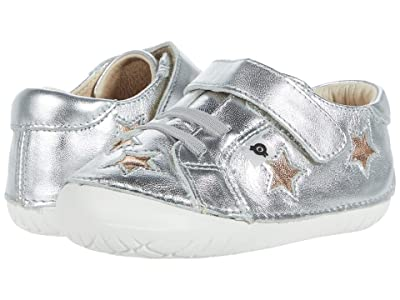 Old Soles Starey Pave (Infant/Toddler) (Silver/Copper) Girl