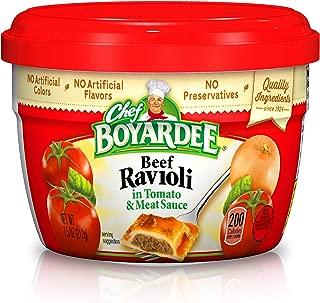 Chef Boyardee Beef in Tomato & Meat Sauce Ravioli, 7.5 Oz.
