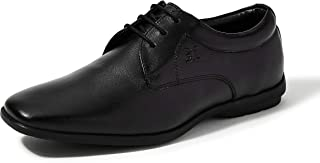 Extacy By Red Chief Men's EXT141 Leather Formal Shoes