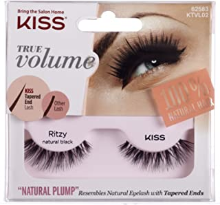 Kiss Products True Volume Lash, Ritzy, 0.03 Pounds