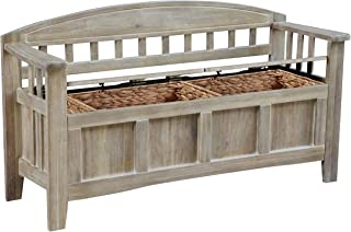 Best farmhouse foyer bench Reviews