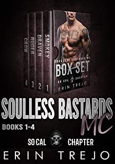 Soulless Bastards MC So Cal box set: The Full Series