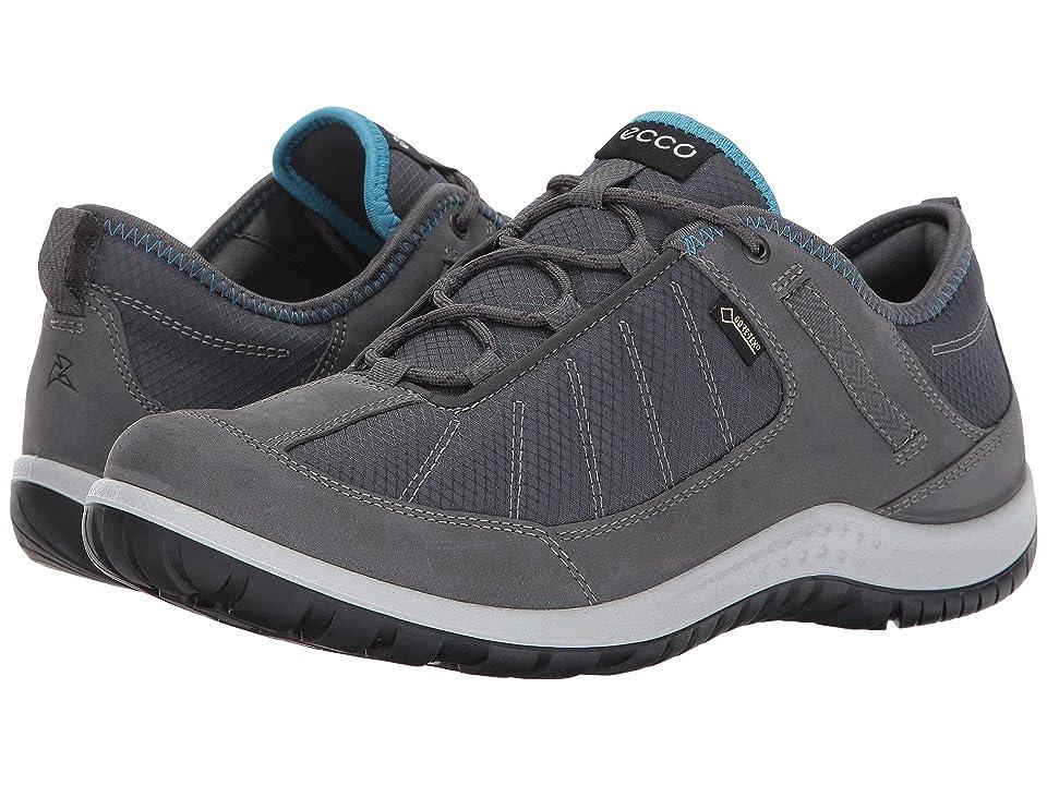 c1a7228d07e0 ECCO Aspina Textile Gore-Tex (Dark Shadow Dark Shadow) Women s Shoes