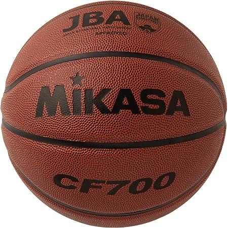 ミカサ(MIKASA) バスケットボール 日本バスケットボール協会 検定球 CF700 CF600 CF500 推奨内圧0.63(kgf/㎠)