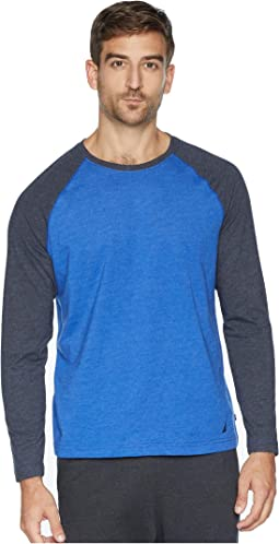 Raglan Long Sleeve Crew