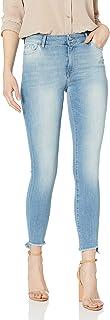 Women's Astor Skinny Ankle Jean with Step Hem