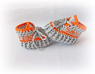 Yeezy Baby Shoes Crochet Athletic Sneakers