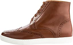 Kickabout Wing Tip Sneaker High-Top