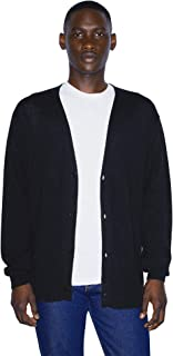 Men's Basic Knit Long Sleeve Cardigan