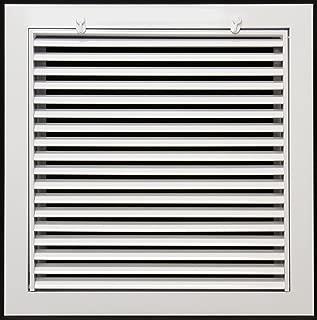 Best 20x24 return air filter grille Reviews