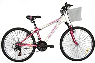 Umit 24 Pulgadas Bicicleta niña XR-240, Partir de 9 años, con ...