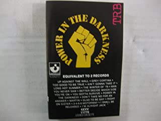 Tom Robinson Band- Power in the Darkness {Audio Cassette}